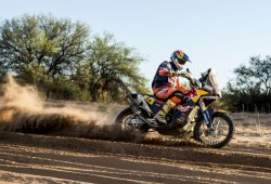 Dakar 2017, etapa 12: KTM y Sunderland son campeones