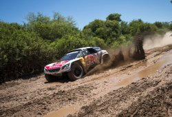 Dakar 2017, etapa 2: Loeb da el primer triunfo a Peugeot