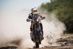 Dakar 2017, etapa 2: Primer gran zarpazo de Toby Price