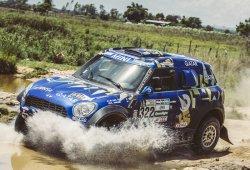 Dakar 2017, etapa 2: Tierra de rally y polvo en suspensión