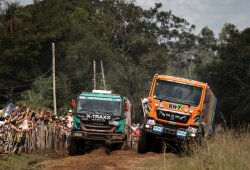 Dakar 2017, etapa 3: El Dakar deja huella allá donde pisa