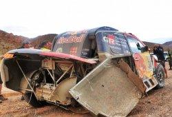 Dakar 2017, etapa 3: El exceso de brío de Nasser Al-Attiyah