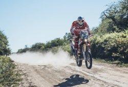 Dakar 2017, etapa 3: Fuera pista rumbo a las nubes
