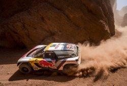 Dakar 2017, etapa 3: Triplete de Peugeot, drama en Toyota