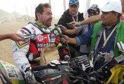 Dakar 2017, etapa 4: Bolivia acoge a los ganadores