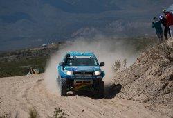 Dakar 2017, etapa 4: Criba masiva camino de Tupiza