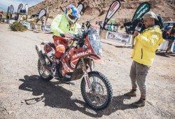 Dakar 2017, etapa 4: Dunas en altitud ya en Bolivia