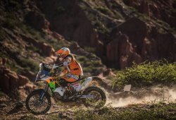Dakar 2017, etapa 4: Engaño muy caro para Laia Sanz