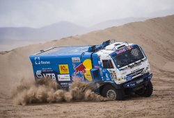 Dakar 2017, etapa 5: Altiplano de Bolivia para almas libres
