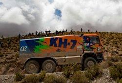 Dakar 2017, día de descanso: El KH-7 Epsilon Team está vivo