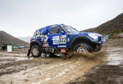Dakar 2017, etapa 6: Especial cancelada por fuertes lluvias