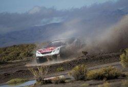 Dakar 2017, etapa 8: Loeb gana y recupera el liderato