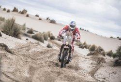 Dakar 2017, etapa 8: Regreso a Argentina entre recortes
