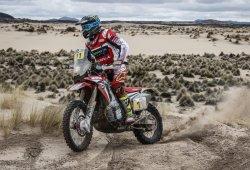 Dakar 2017, etapa 8: Victoria de Joan Barreda sin premio