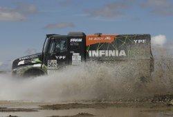 Dakar 2017, etapa 9: Valores por encima de la competición