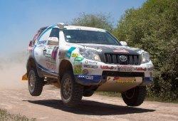Dakar 2017, día de descanso: Foj contra los elementos