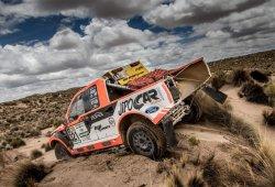 Dakar 2017: Honor a Martin Prokop y Nicolás Fuchs