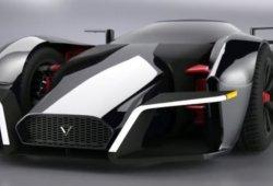 Dendrobium: El deportivo de 1.500 CV desarrollado en colaboración con Williams