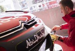 El difícil debut del Citroën C3 WRC en el Rally de Montecarlo