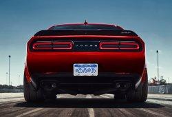 Dodge Challenger SRT Demon: Las primeras imágenes oficiales