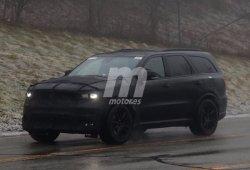 Dodge Durango SRT: La versión de 480 CV del SUV de 7 plazas