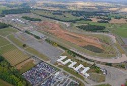 Donington Park se descarta como posible sustituto de Silverstone