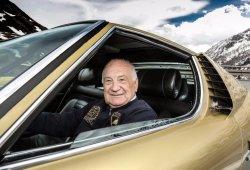 Fallece Paolo Stanzani, padre de los Lamborghini Miura y Countach