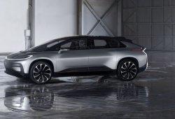 Faraday Future FF91: Finalmente es un concept de 1.064 CV y 608 kms de autonomía