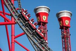 Ferrari Land: todo preparado para su inauguración el próximo 7 de abril