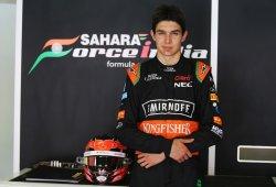 Force India no cederá a Ocon a Mercedes y espera que puntúe desde el inicio