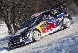 Ford considera volver al WRC de manera oficial