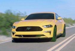 El nuevo Ford Mustang 2018 filtrado al completo en vídeo