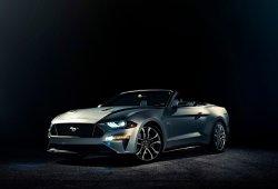 Ford Mustang 2018 convertible: Se destapa la nueva versión descapotable