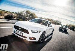 Ford Mustang híbrido 2020: Confirmado el primer Mustang electrificado de la historia