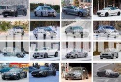 Fiat 500L 2017, SEAT Ibiza 2017 y Rolls-Royce Cullinan 2018: fotos espía Diciembre 2016