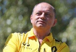 Vasseur explica su marcha de Renault
