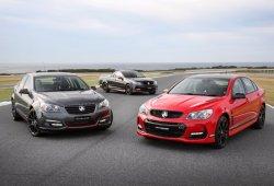 Holden desvela las nuevas ediciones limitadas deportivas para despedir al Commodore