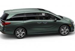 Honda Odyssey 2018: El MPV de Honda se renueva y estrena cambio de 10 velocidades