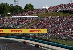 Hungaroring iniciará su renovación en otoño