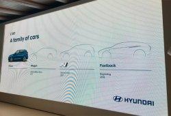Hyundai i30 Fastback: el cuarto miembro de la familia i30 que llegará en 2018