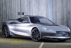 Infiniti confirma que lanzará un eléctrico puro de alto rendimiento en 2020