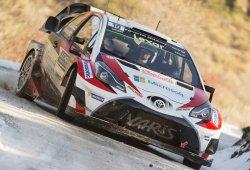 Jari-Matti Latvala hace bueno el debut del Toyota Yaris WRC