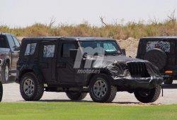 Jeep Wrangler 2018: la producción de la nueva generación se iniciará en noviembre