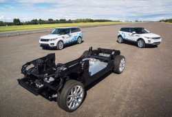 Exclusiva: Land Rover creará una gama de eléctricos en Range Rover