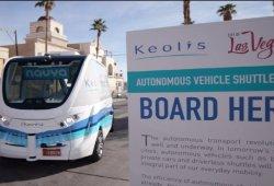 Las Vegas estrenará este verano su red de transporte público autónomo