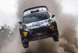 Lorenzo Bertelli fija sus tres rallies con el Fiesta RS WRC '17
