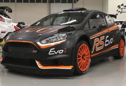 M-Sport no descansa y lanza el Ford Fiesta R5 Evo2
