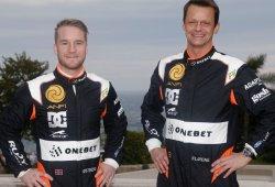 Mads Ostberg suma su sexta victoria en el Rally Finnskog