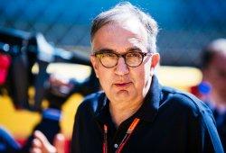 """Marchionne: """"Dejé trabajar al equipo por respeto, fue un error no intervenir antes"""""""