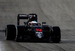 "McLaren afirma que en 2017 ""algunas curvas se clasificarán como rectas"""